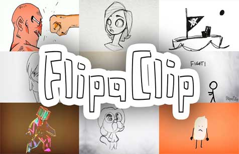 Flipaclip cartoon Animation
