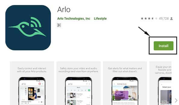 Arlo App For Windows 10