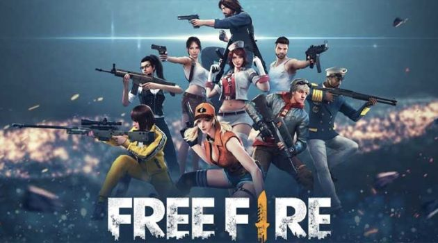 Free Fire for Pc Windows 10