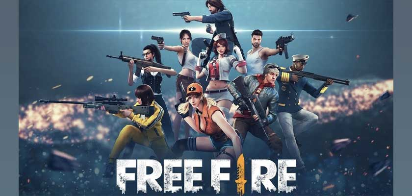 Free Fire Game Download For PC