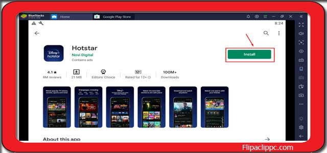Hotstar App Download for PC