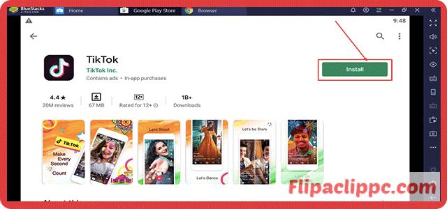 Tik Tok App Download for PC