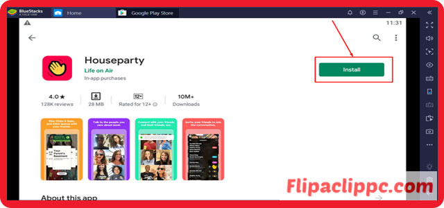 Houseparty App For Windows 10/8.1/8/7 PC Free Download!