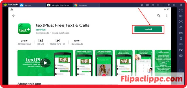 Textplus For PC Windows 10/8.1/8/7 Free Download