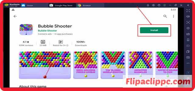 Bubble Shooter Download For PC, Windows 10/8.1/8/7 Laptop For Free