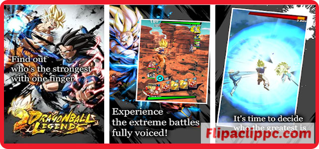 Features of the Anime Dragon Ball Legends PC Game