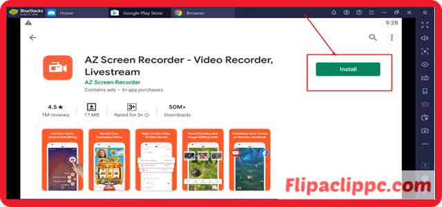 AZ Screen Recorder for PC, Windows 10/8.1/8/7 Download Now for Free