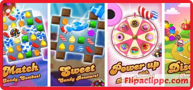 About the Features of Candy Crush Saga Download For Windows 10