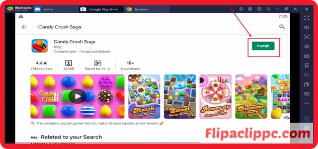 Candy Crush Saga Download For Windows 10