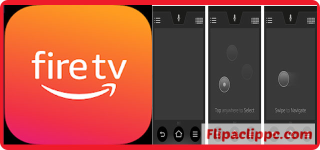 Features of Amazon Fire TV Remote App For Windows 10 PC