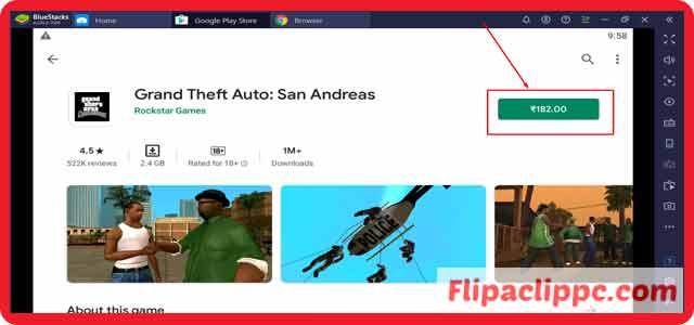 Grand Theft Auto San Andreas For PC, Windows 10/8.1/8/7 Download for Free