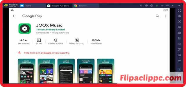 JOOX Music Download for PC, Windows 10/8.1/8/7 For Free