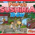 Features of the Papa's Sushiria To Go for Windows 10