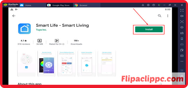 Smart Life App for windows 10/8.1/7 Pc Mac OS Free Download