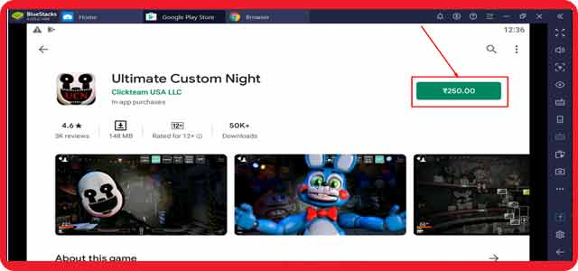 Ultimate Custom Night for PC, Windows 10/8.1/8/7 Download now !