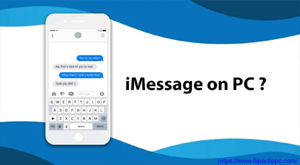 imessage download for pc